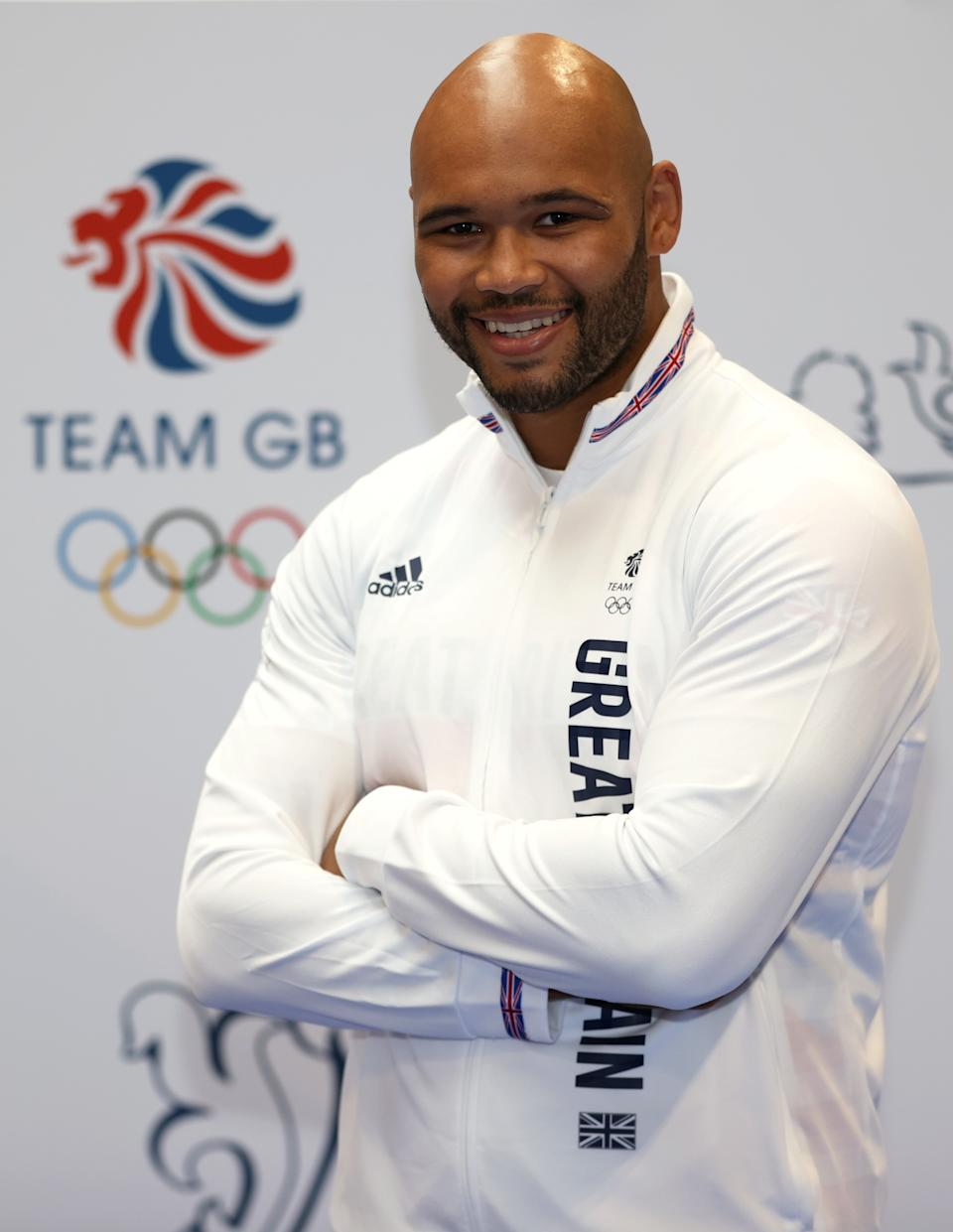 Burton bruiser Clarke, 29, has endured a rollercoaster ride on his way to booking his place at Tokyo 2020