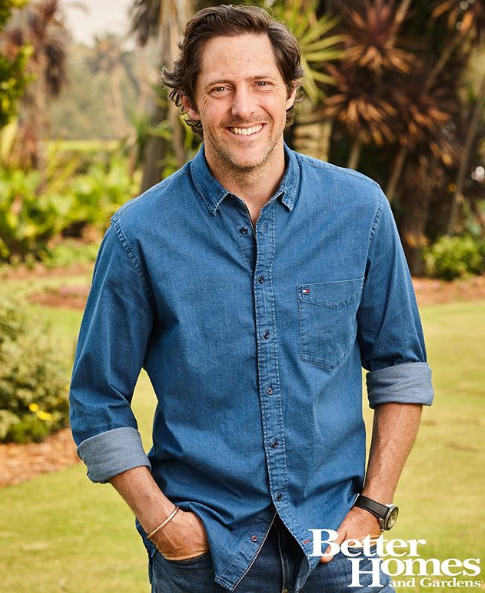 Charlie Albone on Better Homes and Gardens