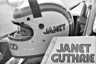 Janet Guthrie sits in her Lola T500B HU03/Cosworth during practice for the 1979 Indianapolis 500. (Photo by Bob Harmeyer/Archive Photos/Getty Images)