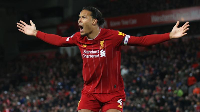 'It is difficult for defenders'  - Cannavaro sympathises with Van Dijk over Ballon d'Or defeat