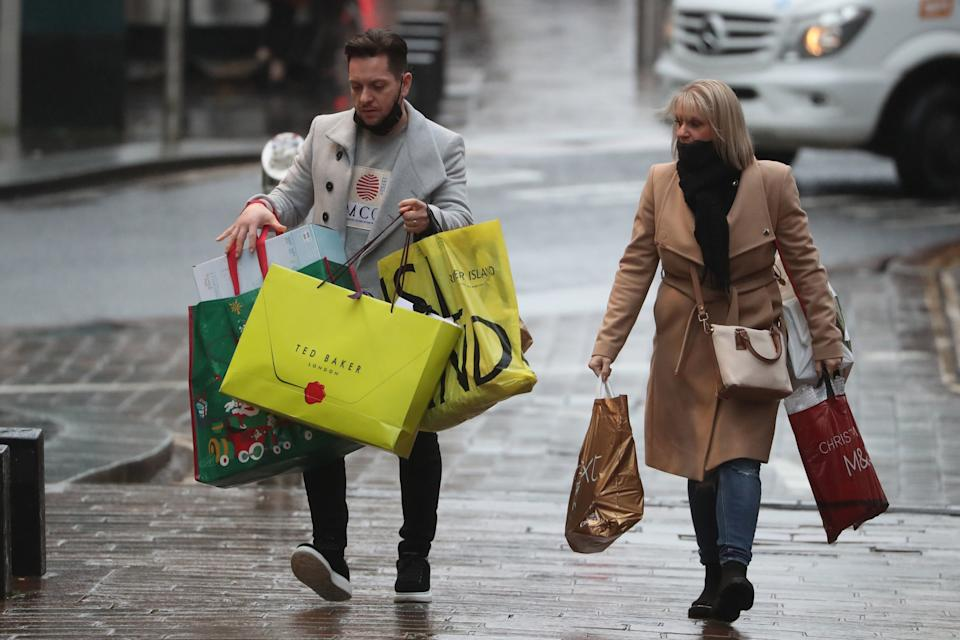 <p>Several households could be able to mix over Christmas</p>PA