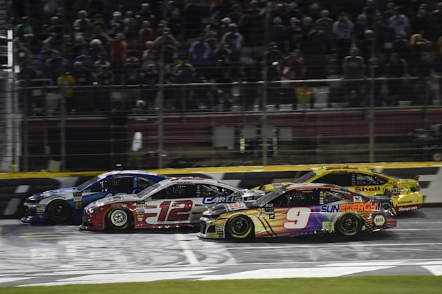 The NASCAR Cup series says it was pleased with the performance of the Charlotte All-Star race aero package, and that it will likely inform its 2019 rules package