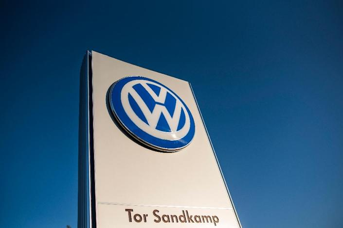 VW was plunged into its deepest-ever crisis last year when it emerged it had installed defeat devices into cars all over the world (AFP Photo/Odd Andersen)