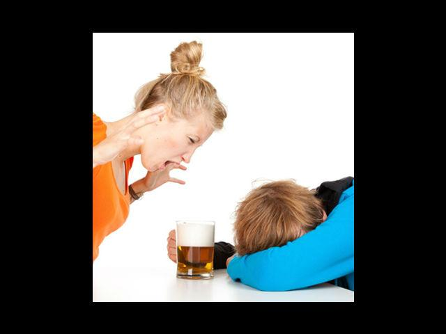 <p><strong>Cut down on drinks</strong><br /><br />If he loves his beer and pack of smokes, so be it. You knew about it beforehand, isn't it? The best way to deal with it is, point out the obvious health hazards, if he has been guzzling a lot of alcohol or burning his lungs with smoke. The key to happiness, like we all know, is moderation.</p>