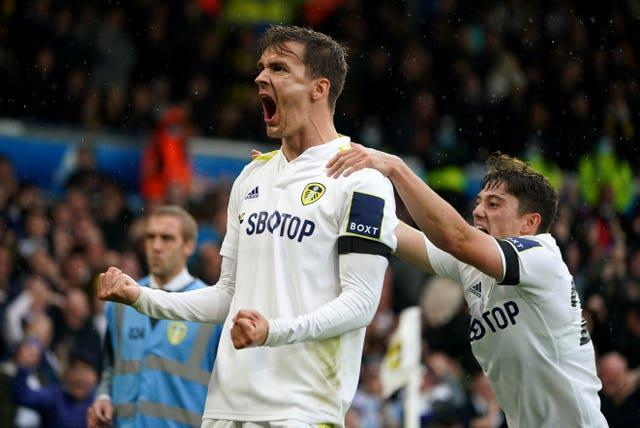 Diego Llorente scored the only goal as Watford were beaten at Leeds on Saturday