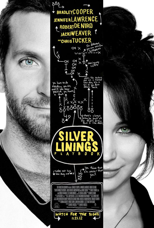 "The Weinstein Company's ""Silver Linings Playbook"" - 2012"