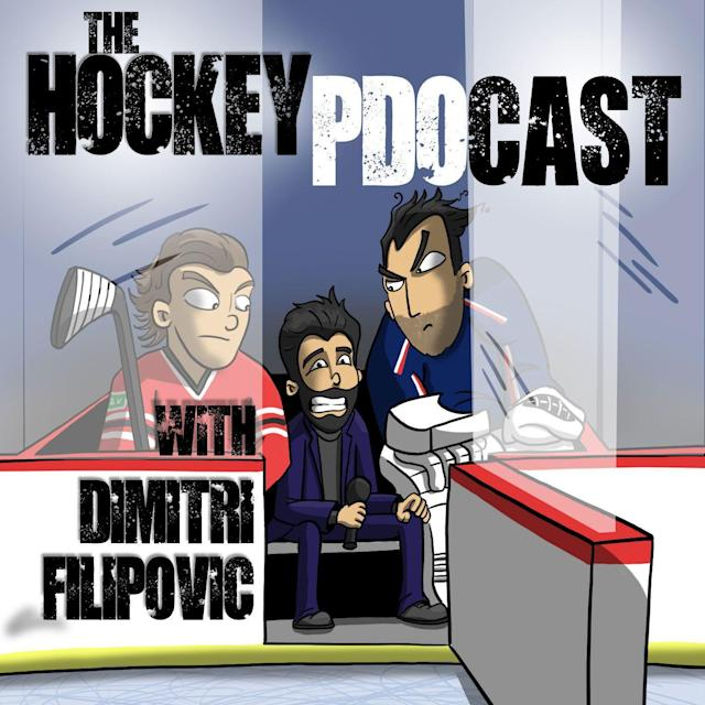 Join Dimitri Filipovic for the Hockey PDOCast.