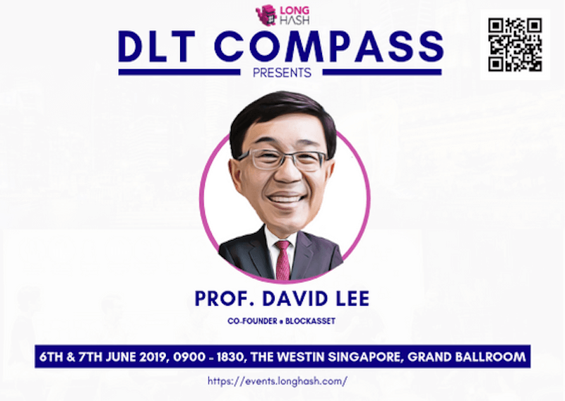 Singapore's DLT Compass Conference to welcome 300 delegates