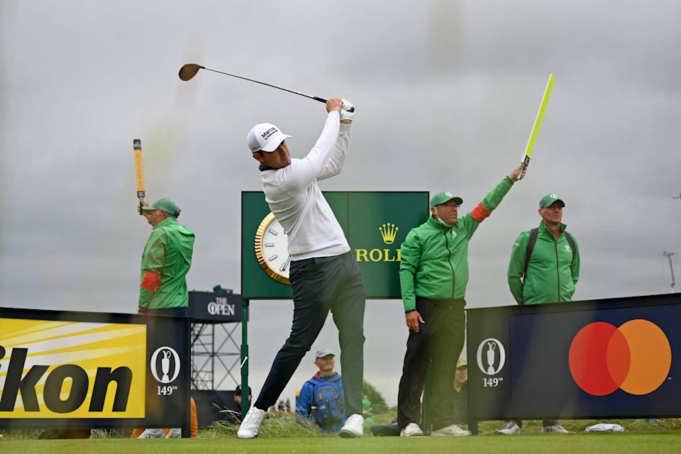 Patrick Cantlay, British Open