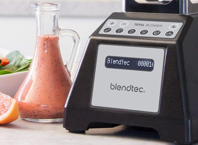 Blendtec Total Classic Original Blender. (Photo: Amazon)