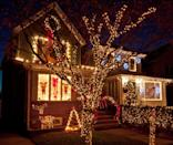 <p>Take a simple stroll around your block to admire the handiwork of your neighbors, or for a truly unique experience, see if you can find a nearby spot that's really gone above and beyond. Some intricate displays even have lights that are synced with popular Christmas songs. </p>
