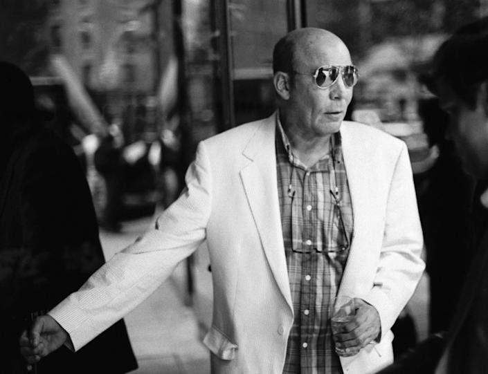"Writer Hunter S. Thompson predicted ""guerilla warfare on a global scale, with no front lines and no identifiable enemy"" after the Sept. 11, 2001 attacks. (Photo: Ho New/Reuters)"