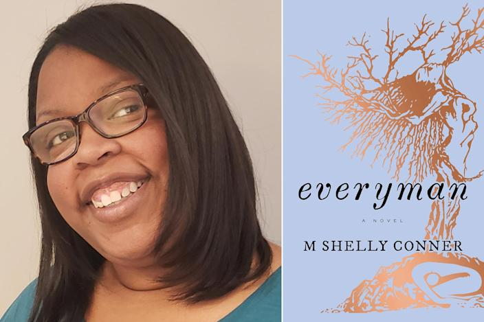 "<p>""M. Shelly Conner's <i>everyman</i> is a brilliant literary debut! I love how this story superbly and deftly tackles race and identity. Conner showcases her skilled, nuanced command of history, dialogue and prose creating marvelously complicated characters where I found remnants of myself. It was hard to let go of this story even as I read the last page. Everyman is a story for everyone."" — Catherine Adel West, author of <em>Saving Ruby King</em></p>"