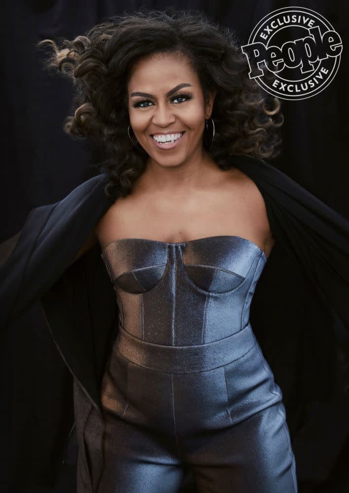 Former First Lady Michelle Obama | Miller Mobley