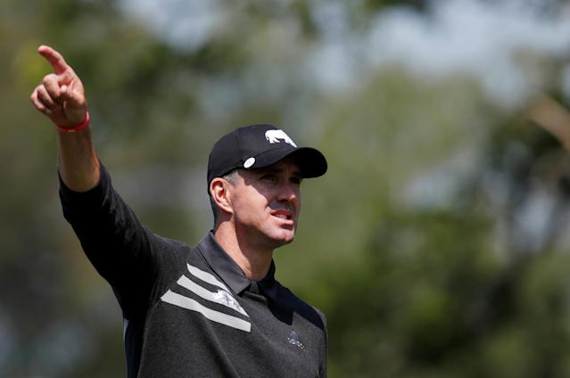 Golf - European Tour - BMW PGA Championship - Wentworth Club, Virginia Water, Britain - May 23, 2018 Former cricketer Kevin Pietersen during the pro-am Action Images via Reuters/Paul Childs