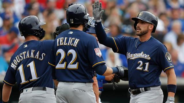 Luke Stuckmeyer catches up with Brewers radio broadcaster Jeff Levering to get the inside scoop on Milwaukee heading into the 2019 season.