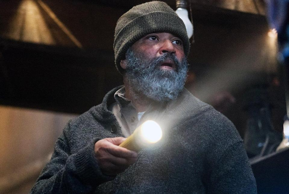 """<p>In this thriller starring Jeffrey Wright, Alexander Skarsgard, and Riley Keough, a naturalist is brought to a desolate Alaskan village to search for the wolves that are suspected to have killed three children.</p> <p><a href=""""http://www.netflix.com/title/80157072"""" class=""""link rapid-noclick-resp"""" rel=""""nofollow noopener"""" target=""""_blank"""" data-ylk=""""slk:Watch Hold the Dark on Netflix now"""">Watch <strong>Hold the Dark</strong> on Netflix now</a>.</p>"""
