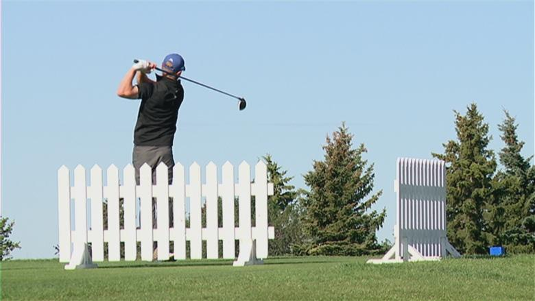 Golf, downtown dining and crashed ice: What's on in Edmonton