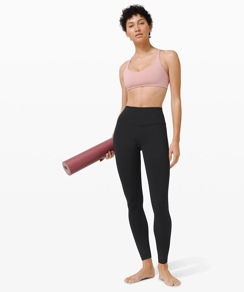 <p>The <span>Lululemon Wunder Under High Rise Tights</span> ($98) are the pants that started it all. The OG Lululemon leggings have a 2020 update, but they're still the styles you know and love. They're comfortable, easy to move in, and great for all workouts.</p>