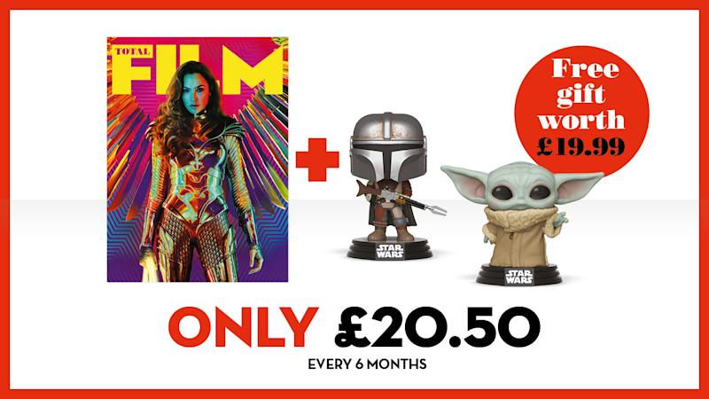Total Film's latest subscription offer