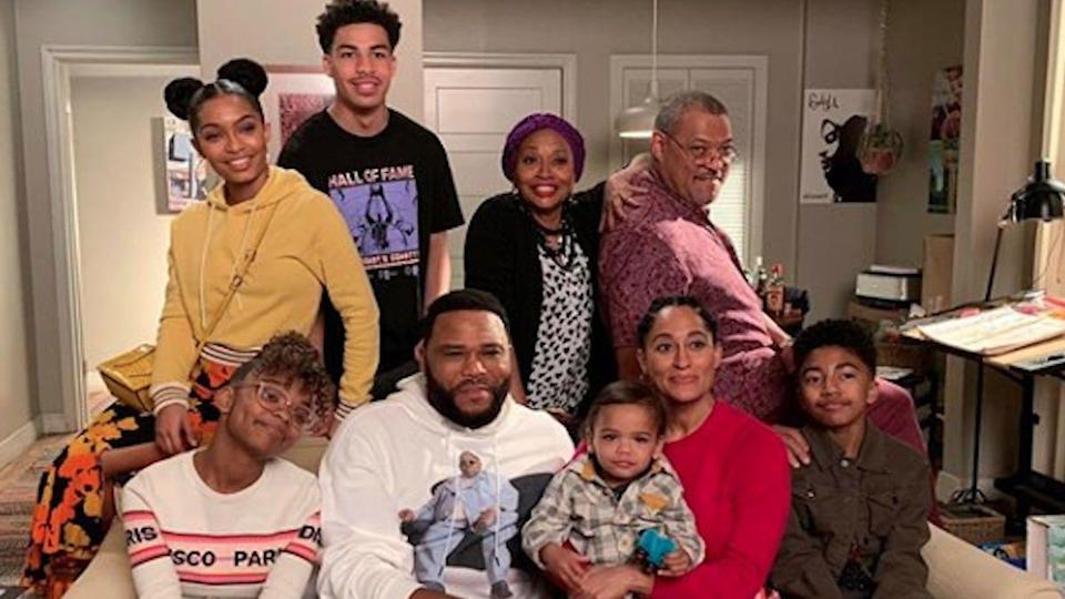 <p>Along with its spin-offs <em>Grown-ish</em> and <em>Mixed-ish, </em>Kenya Barris<em>' </em>sitcom, starring Anthony Anderson and Tracee Ellis Ross, has been keeping audiences laughing since its debut in 2014. Jokes aside, the writers have tackled serious issues including police brutality and the N-word, which has helped the show garner several award nominations over the years.</p>