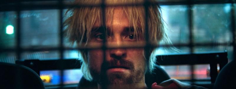 "Robert Pattinson stars in a scene from ""Good Time."" (A24)"