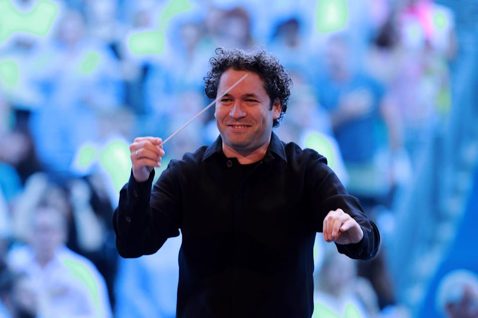 """Gustavo Dudamel hosts """"In Concert at the Hollywood Bowl."""""""