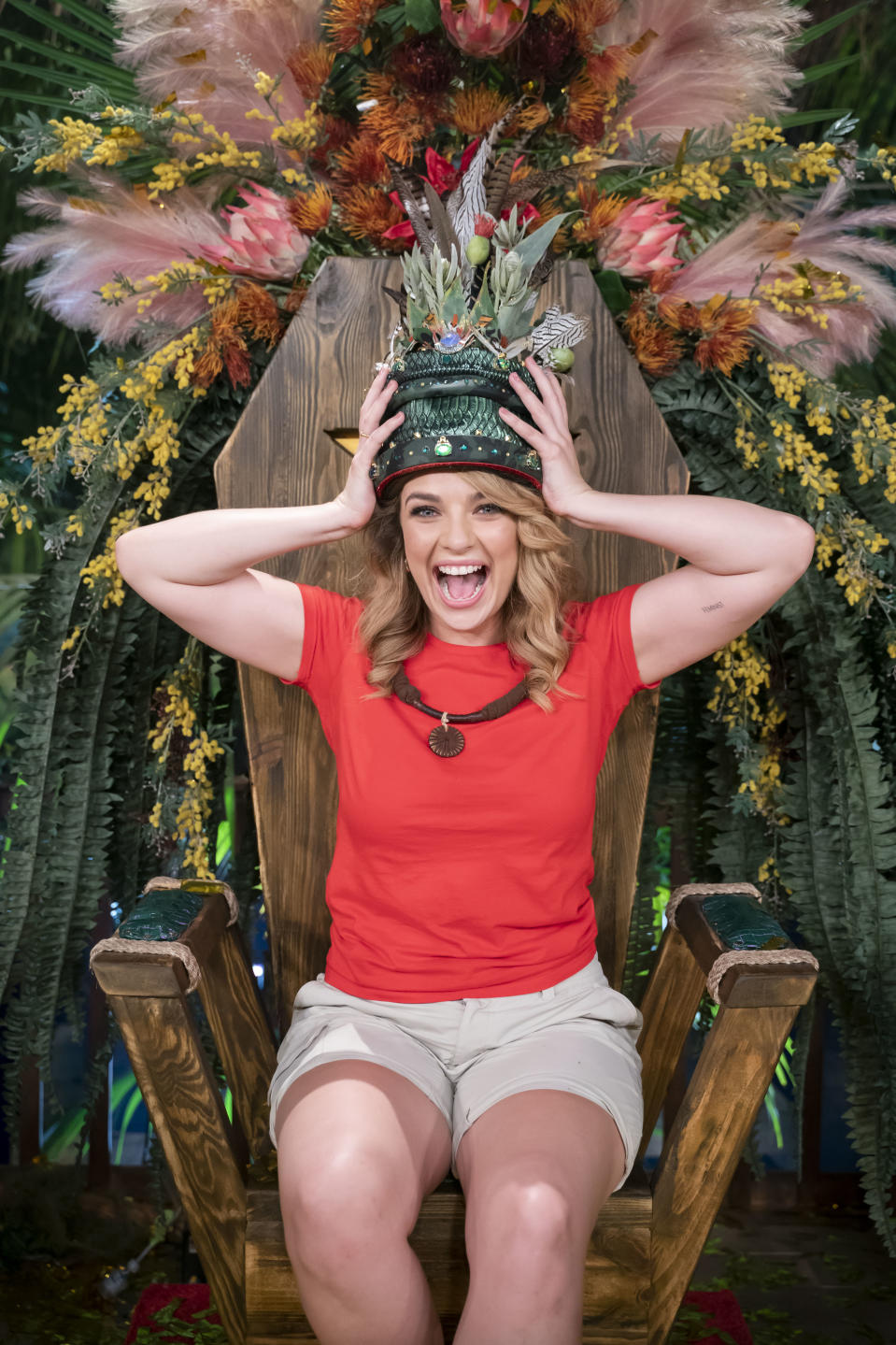 Abbie Chatfield wins I'm A Celebrity… Get Me Out Of Here! 2021