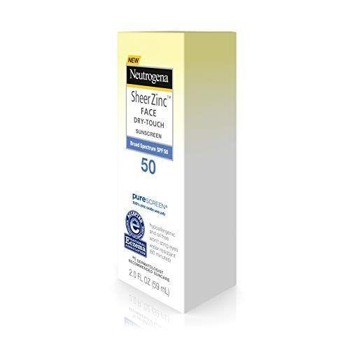 """<p><strong>Neutrogena</strong></p><p>amazon.com</p><p><strong>$10.97</strong></p><p><a href=""""https://www.amazon.com/dp/B01MDOA0V4?tag=syn-yahoo-20&ascsubtag=%5Bartid%7C10055.g.29024275%5Bsrc%7Cyahoo-us"""" rel=""""nofollow noopener"""" target=""""_blank"""" data-ylk=""""slk:Shop Now"""" class=""""link rapid-noclick-resp"""">Shop Now</a></p><p>Sunscreen isn't just for the summer, dermatologists recommend daily SPF to reduce the risk of skin cancer and prevent signs of aging. Since this mineral SPF lotion is oil-free, non-comedogenic and fragrance free, it's perfect for daily use.</p>"""
