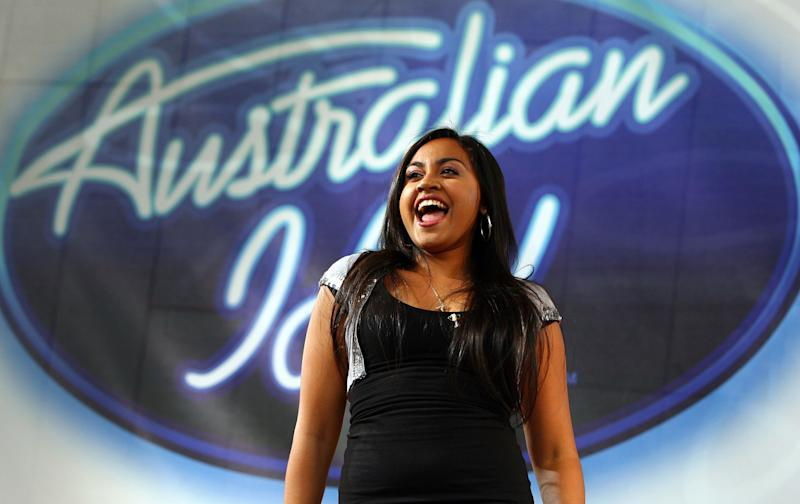 Former Australian Idol contestant Jessica Mauboy was told to 'lose the jelly belly' back in 2006. Photo: Getty Images