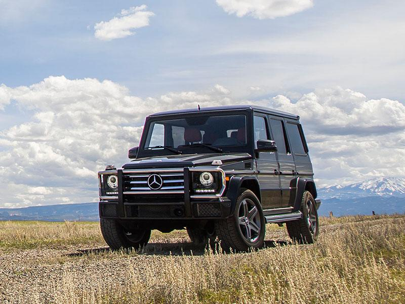 the 2016 mercedes benz g wagen is the most beautiful tractor ever made. Black Bedroom Furniture Sets. Home Design Ideas
