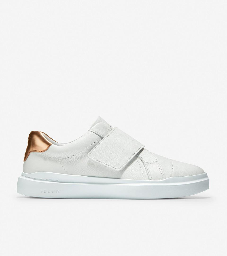 """<br><br><strong>Cole Haan</strong> GrandPrø Rally Velcro Sneaker, $, available at <a href=""""https://go.skimresources.com/?id=30283X879131&url=https%3A%2F%2Ffave.co%2F2IuC1t7"""" rel=""""nofollow noopener"""" target=""""_blank"""" data-ylk=""""slk:Cole Haan"""" class=""""link rapid-noclick-resp"""">Cole Haan</a>"""