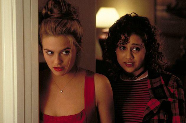 Silverstone says Brittany Murphy was perfect for the role of Tai. Photo: Paramount Pictures