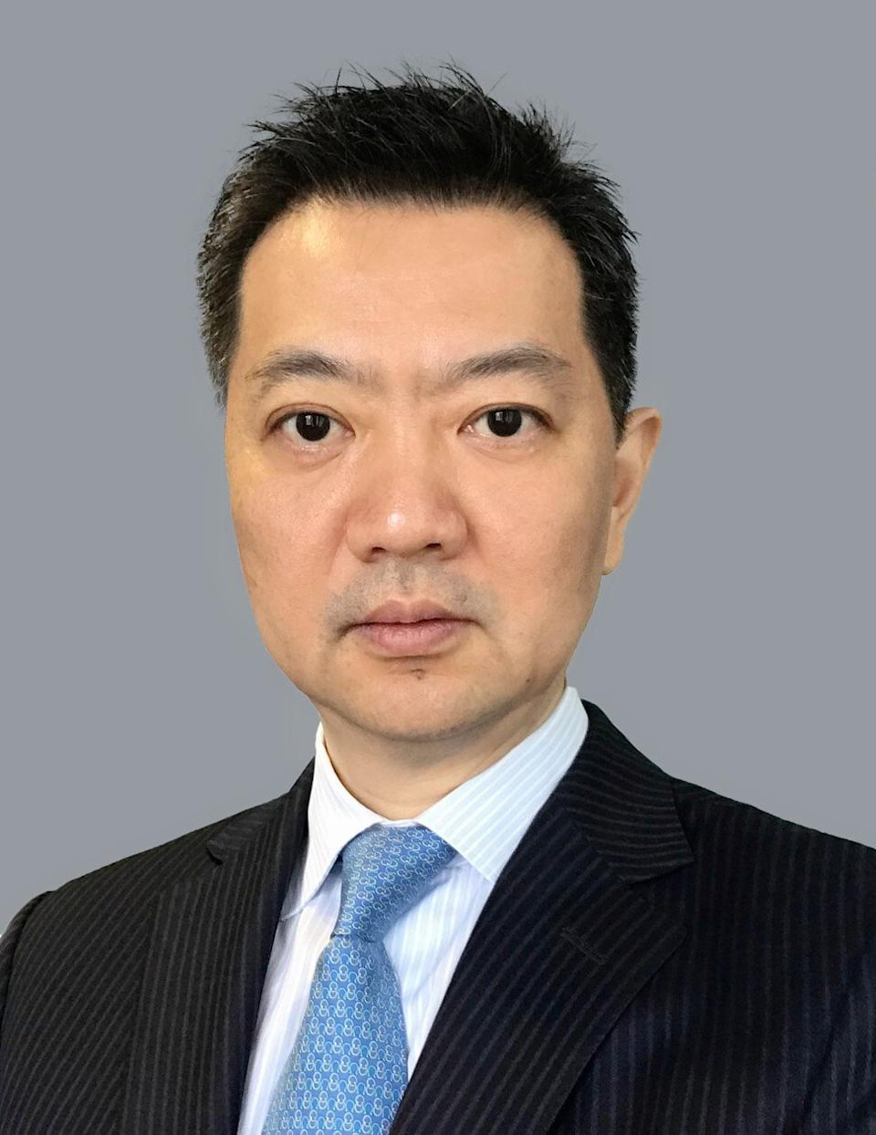 Mark Wang Yunfeng, president and chief executive of HSBC China. Photo: Handout