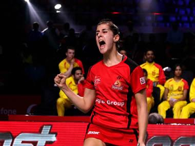 PBL 2018-19: Pune 7 Aces aim to make spectacular debut with strong lineup led by World Championship winner Carolina Marin
