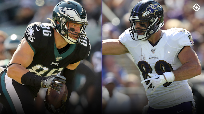 2020 Fantasy TE PPR Rankings: Is Mark Andrews a potential tight end bust after breakout season?