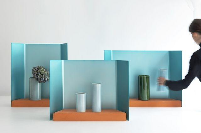 'Fenêtre vase' series by the French designers Ronan and Erwan Bouroullec