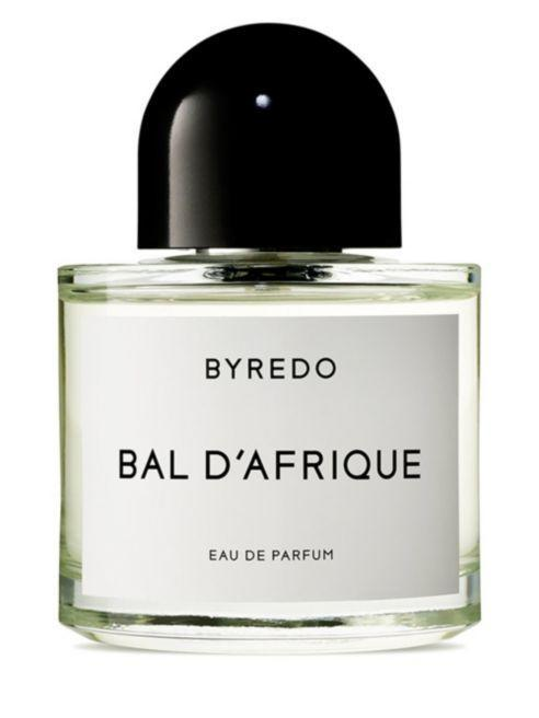 """Only the best for our mommas.<br><br><strong>Byredo</strong> Bal D'afrique Eau de Parfum, $, available at <a href=""""https://go.skimresources.com/?id=30283X879131&url=https%3A%2F%2Fwww.saksfifthavenue.com%2Fbyredo-bal-dafrique-eau-de-parfum%2Fproduct%2F0400095556665%3F"""" rel=""""nofollow noopener"""" target=""""_blank"""" data-ylk=""""slk:Saks Fifth Avenue"""" class=""""link rapid-noclick-resp"""">Saks Fifth Avenue</a><span class=""""copyright"""">Photo Courtesy of Saks Fifth Avenue.</span>"""