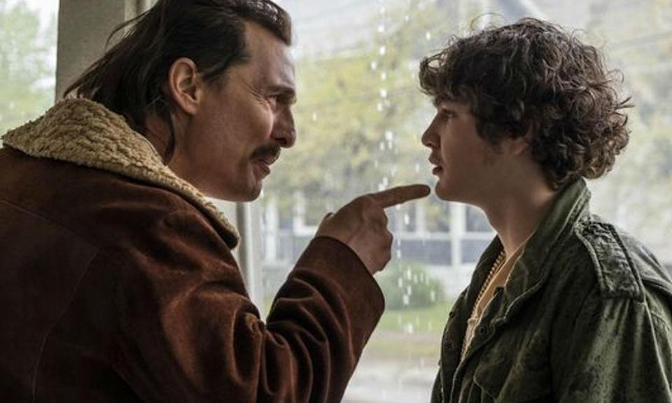 <p>Based on the true story of American teen Richard Wershe Jr, who became an undercover informant for the FBI during the 1980s, but ends up in jail for drug-trafficking. Matthew McConaughey co-stars with Jennifer Jason Leigh. </p>