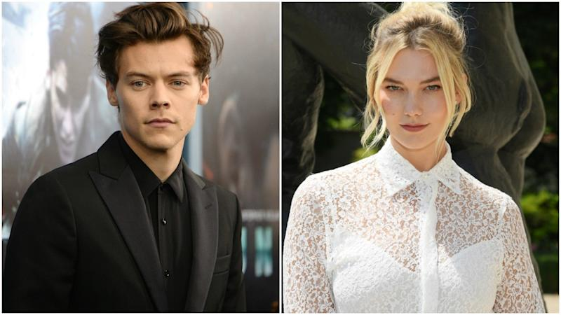 Karlie Kloss And Harry Styles 11