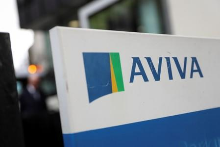 Aviva first-half operating profit up 1%, reviews Asia business