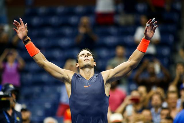Rafael Nadal played the longest match of the year in beating Dominic Thiem