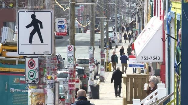 Business owners on Duckworth Street argue the spotlight on Water Street drew attention away from their shops, bars and restaurants.
