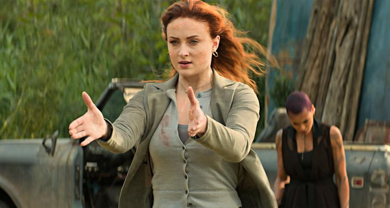The X-Men say goodbye (for now) with lean, moody Dark Phoenix: EW review