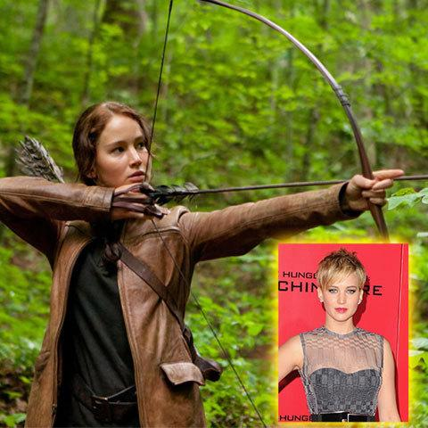 At only twenty-three, Jennifer Lawrence is the youngest person ever to be nominated for two Academy Awards for Best Actress and the second-youngest Best Actress winner. Her role as Katniss Everdeen in the 'Hunger Games' series has been marked as the highest-grossing action heroine of all time. So we're pretty sure we're not the only ones who find her irresistibly awesome… Check out J-Law in the trailer for 'The Hunger Games: Catching Fire'