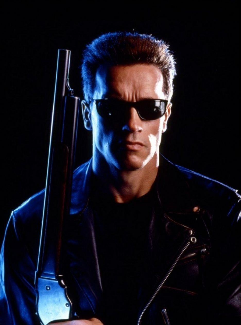 <p>If forced to choose, Arnold's original incarnation of the Terminator is his best. When he says he'll be back, he means it. But his turn to the good side in <em>T2</em> doesn't make him lose any of his edge. He smiles in the sequel, but it's pretty forced.</p>