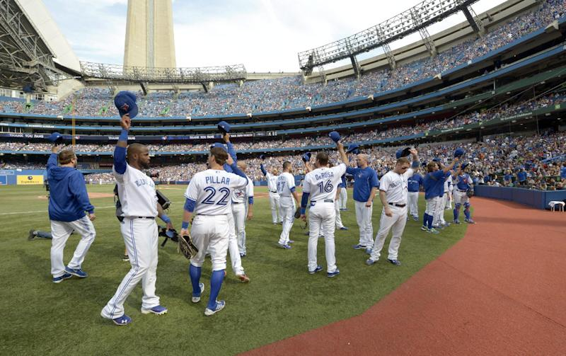Disappointing Blue Jays looking for starters