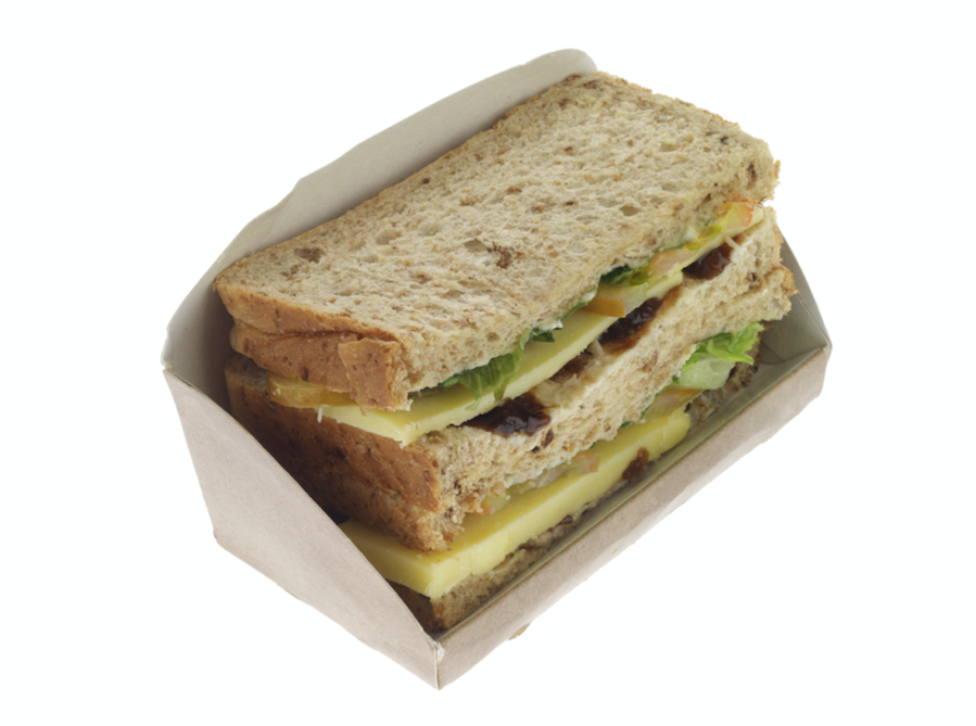 <em>Ploughman's sandwiches are favourites for when eating out (Rex)</em>
