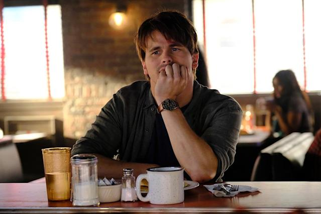 Jason Ritter as Kevin Finn in 'Kevin (Probably) Saves the World' (Photo: ABC/Guy D'Alema)