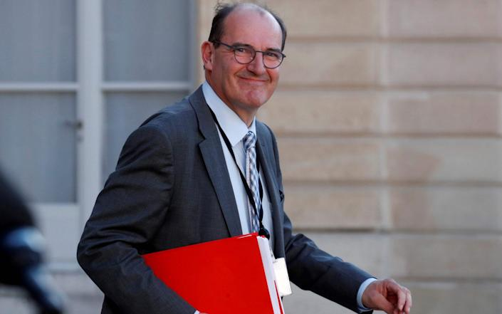 Jean Castex was in charge of easing lockdown